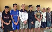 Triệt phá băng cướp trẻ táo tợn ở Biên Hòa