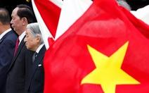 Truyền thông Nhật đưa tin trang trọng chuyến thăm của Chủ tịch Trần Đại Quang