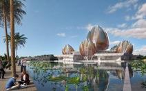 Hà Nội bất ngờ dừng xây nhà hát khổng lồ nổi giữa hồ