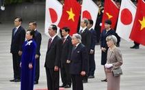 Video nước Nhật long trọng tiếp đón Chủ tịch nước Trần Đại Quang
