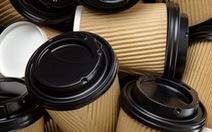 Scotland 'cấm cửa' cốc cà phê dùng một lần