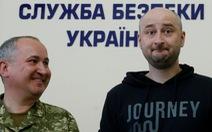 Truyền thông nổi điên vì nhà báo Nga 'chết đi sống lại' ở Ukraine