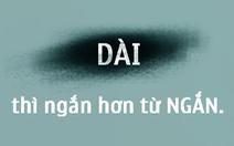 Bộ ảnh vui về... oái ăm tiếng Việt