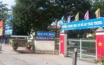 Chặn học trò trước cổng trường cuối năm học, một thiếu niên bị đánh chết