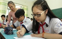 Học sinh TP.HCM hoảng hốt với tỉ lệ chọi vào lớp 10