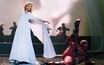 Choáng với màn ballet của Celine Dion và 'thánh lầy' Deadpool