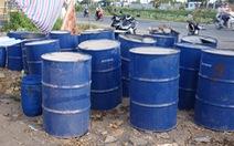 Công ty môi trường thuê 'tay ngang' xử lý chất thải nguy hại