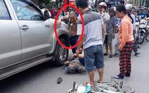 Khởi tố tài xế cãi nhau với vợ, lùi xe cán chết người đi xe đạp
