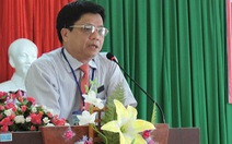 Cảnh cáo hiệu trưởng Cao đẳng Việt Nam - Hàn Quốc - Quảng Ngãi