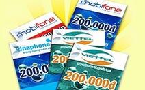 Nhà mạng sụt giảm 80% doanh thu do dừng thanh toán thẻ cào