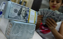 Giá USD tăng không ngừng, lên 23.460 đồng/USD