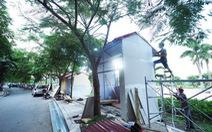 Hà Nội chuẩn bị khai trương phố đi bộ Trịnh Công Sơn
