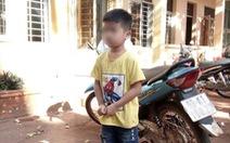 Truy bắt người phụ nữ bịt mặt nghi bắt cóc bé 5 tuổi