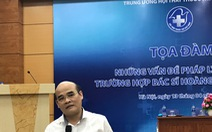 Giới y khoa gửi 15.400 'chữ ký đồng thuận' tới phiên tòa xử bác sĩ Lương
