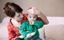 Không nên coi nhẹ các triệu chứng bệnh ở trẻ em