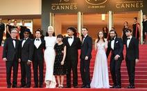 Liên hoan phim Cannes phủ trong không khí #Metoo