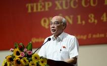 Đoàn ĐBQH TP.HCM lên kế hoạch giám sát riêng về Thủ Thiêm