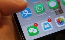 WeChat đã chặn 500 triệu bài viết để chống tin giả