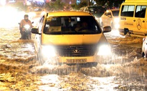 Lái xe mùa mưa ngập, cần lưu ý gì?