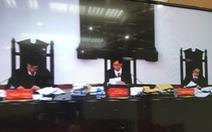 Xử phúc thẩm ông Đinh La Thăng: Báo chí chỉ... thấy hình