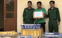 Phú Quốc bắt giữ tàu cá không số chở 6.000 gói thuốc lá lậu