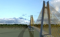 Đề xuất xây cầu Mỹ Thuận 2 với mức đầu tư 5.125 tỉ đồng