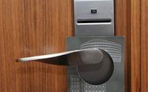 Ổ khóa điện tử không an toàn như bạn nghĩ