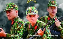 Gin Tuấn Kiệt, Hoàng Tôn, Bảo Kun tham gia Sao nhập ngũ