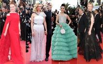 Cate Blanchett mặc đồ cũ, dàn sao nữ lộng lẫy trên thảm đỏ Cannes