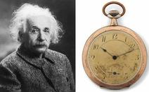 Món đồ nào của Einstein được đấu giá triệu đô?