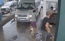 Truy bắt đối tượng đánh gãy tay nhân viên trạm thu phí