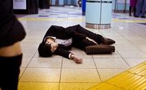 Nhật hành động ngăn 'làm việc đến chết'