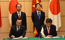 Việt - Nhật khởi đầu giai đoạn phát triển mới