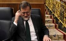 Thủ tướng Tây Ban Nha mất chức sau cuộc bỏ phiếu bất tín nhiệm