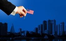 Ông Trump đã tính tới chuyện mở đại sứ quán Mỹ tại Bình Nhưỡng?