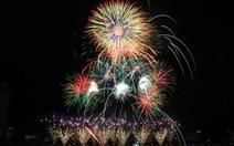 Hoa Kỳ và Ý vào chung kết pháo hoa quốc tế Đà Nẵng