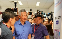 Thủ tướng Lý Hiển Long thăm 'lò đưa tin' hội nghị thượng đỉnh Mỹ - Triều