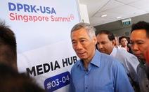Thủ tướng Singapore cho biết Hội nghị Trump - Kim 'ngốn' 20 triệu đô Sing