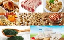Các thực phẩm giàu acid amin arginine