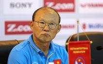 HLV Park Hang Seo sang Nga xem World Cup 2018