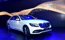 Mercedes-Benz ra mắt S-Class mới tại Việt Nam, đã có 100 lượt mua