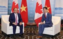 Tăng cường quan hệ đối tác toàn diện với Canada