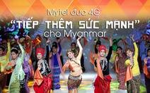 Mytel đưa 4G 'tiếp thêm sức mạnh' cho Myanmar