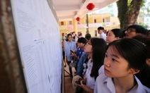 Hà Nội công bố đáp án các môn thi tuyển sinh vào lớp 10