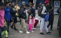 Mỹ công bố quy định mới về quy chế tị nạn tại biên giới