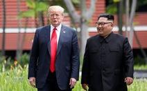 Tổng thống Trump: Mỹ và Triều Tiên cùng khép lại quá khứ