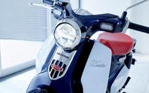 Honda Super Cub huyền thoại trở lại Mỹ