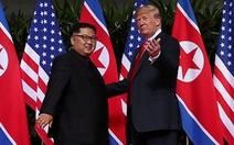 Ông Trump và ông Kim hội đàm trong không khí thân thiện