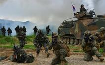 Hàn Quốc: ngừng tập trận chung với Mỹ là điều cần thiết