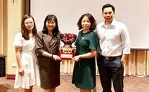 """Chubb Life Việt Nam nhận giải thưởng """"Tập thể Thẩm định Xuất sắc năm 2018"""""""